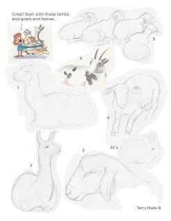 Royal Winter Fair Sheridan Drawings 4