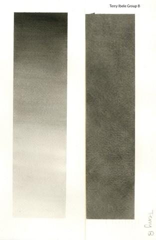 Transparent Gradient and Full Black