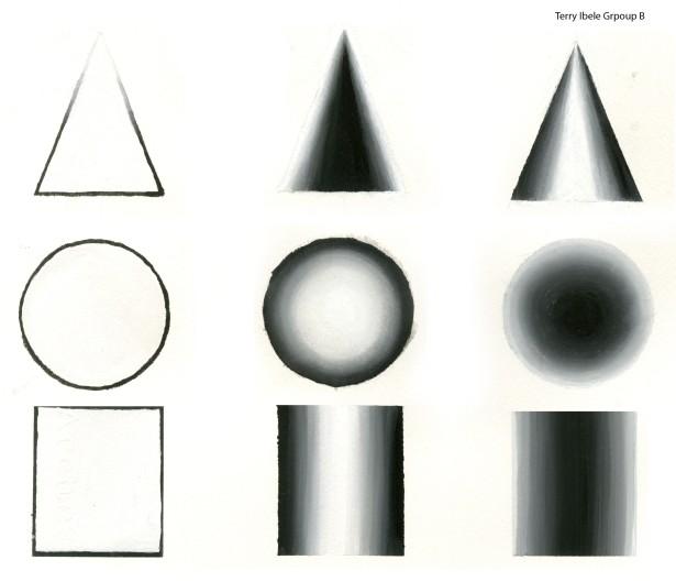 Object Gradient Studies