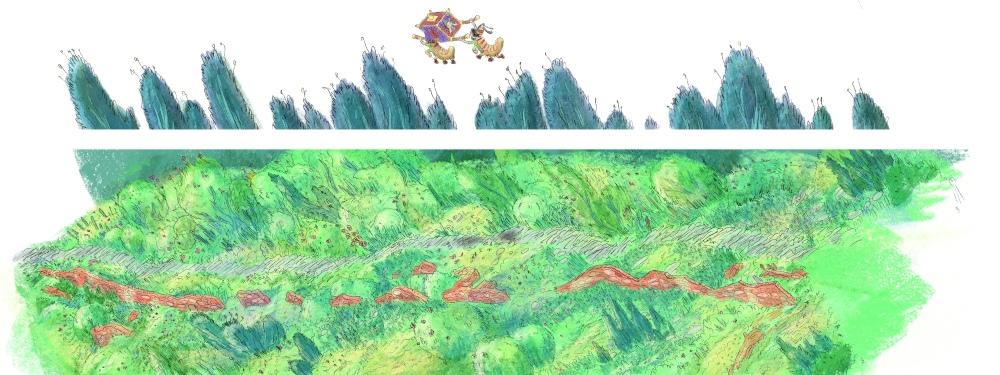 Sheridan Animation Diagonal Pan