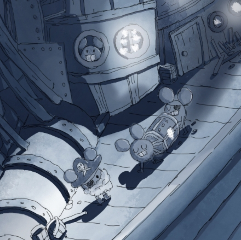 Sheridan Animation Digital Painting (7)