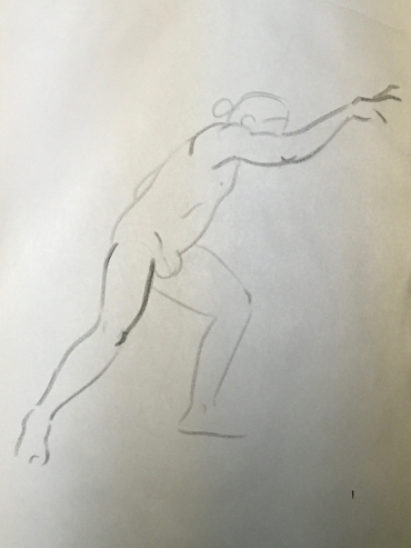 Sheridan Animation Life Drawing Year 1 Semester 2 - 1 Minute B(1)