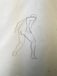 Sheridan Animation Life Drawing Year 1 Semester 2 - 3 Minutes B(2)