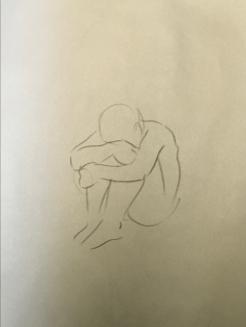 Sheridan Animation Life Drawing 30 seconds
