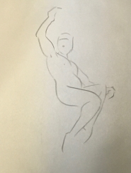 Sheridan Animation Life Drawing Year 1 Semester 2 - 30 Seconds B