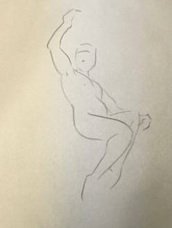 Sheridan Animation Life Drawing Year 1 Semester 2 - 30 Seconds B