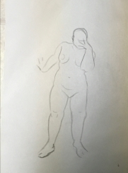 Sheridan Animation Life Drawing Year 1 Semester 2 - 30 Seconds B(1)