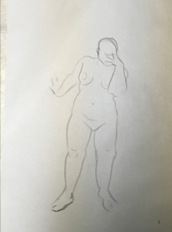 Sheridan Animation Life Drawing Year 1 Semester 2 - 30 Seconds B(1)