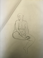 Sheridan Animation Life Drawing Year 1 Semester 2 - 5 Minutes B(1)