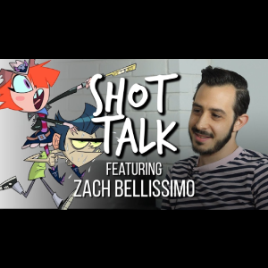 Animation Podcast Shot Talk