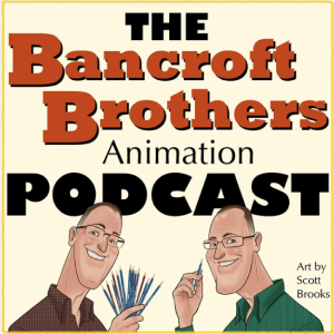 Animation Podcast The Bancroft Brothers